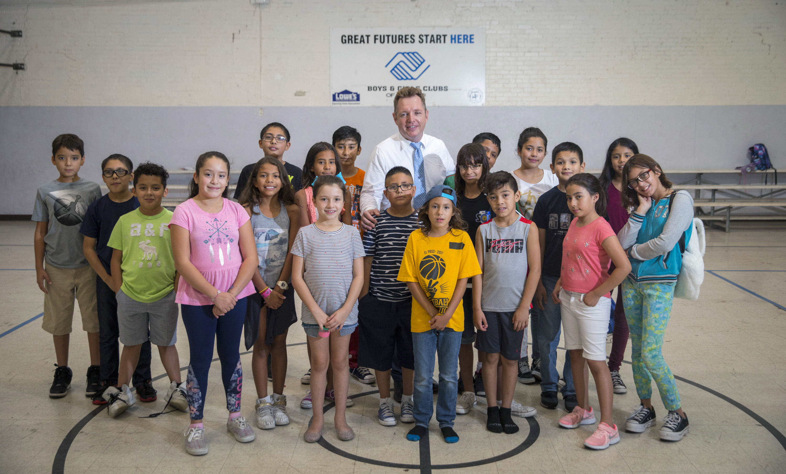 Give To Boys Girls Clubs Of El Paso El Paso Giving Day