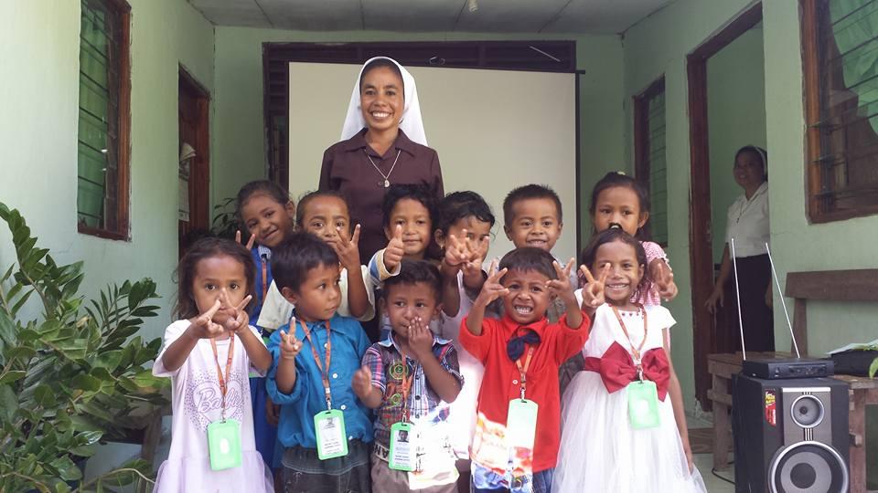 Give to Sisters of Mount Carmel   #iGiveCatholic