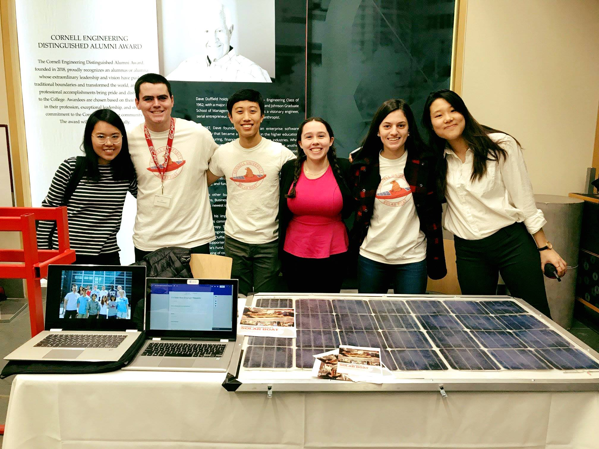 Give to CU Solar Boat   Cornell Giving Day 2019