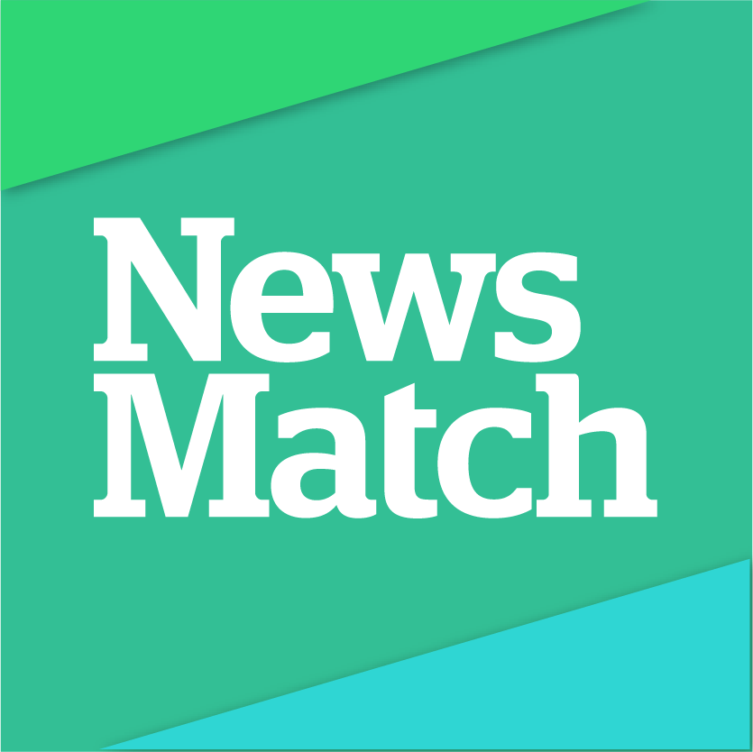 NewsMatch 2019 Graphic
