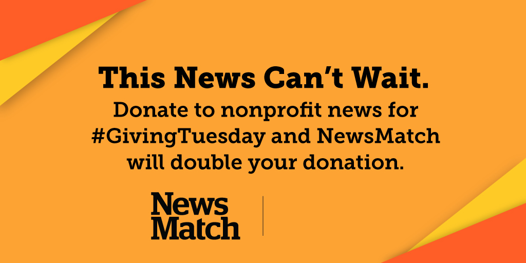 #GivingNewsDay 2019